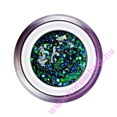 Smaragd, folyékony féldrágakő hatású ékszer zselé