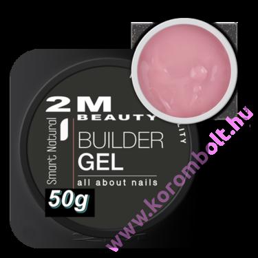 Smart natural Cover Gel, körömágyhosszabbító építőzselé - uv/led gel,műköröm zselé,2m Beauty