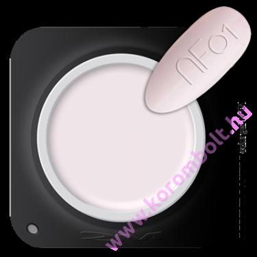 Exclusive Color gel  Fixálásmentes Színes Zselé NF01