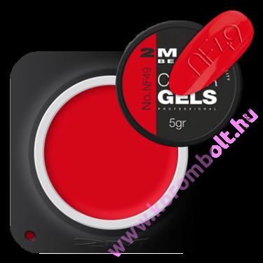 Exclusive Color gel  Fixálásmentes Színes Zselé NF050