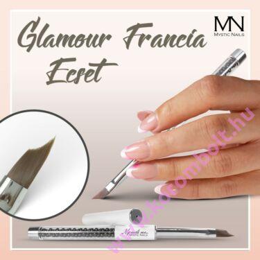Glamour Francia Ecset, mosolyvonal egyszerűen