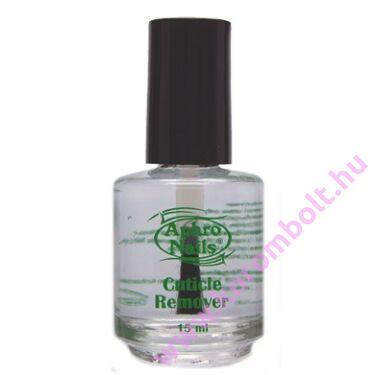 Cuticle Remover,bőroldó,körömbőroldó folyadék,ecsetes bőroldó,körömbőroldó folyadék