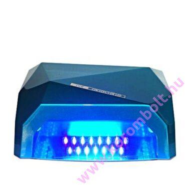 Kombi UV&LED gél lakk lámpa 18W -  Blue