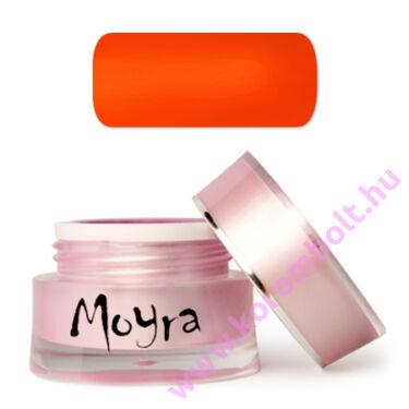 Supershine, Neon Narancs fixálásmentes színes zselé - 569 Vivid Orange 5 g