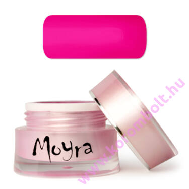 Supershine, Neon Pink  fixálásmentes színes zselé - 571 Vivid Pink 5 g