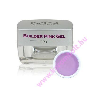 Classic Builder Pink Gel - 15g - Mystic Nails Akció