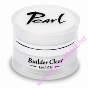 Builder Clear 2,0 cool gel, átlátszó építőzselé 50g