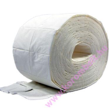 Papírtörlő szálmentes műköröm papírtörlő kockák (500 db)