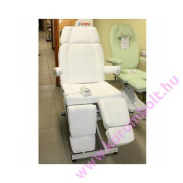 Motoros kezelő-pedikűr szék