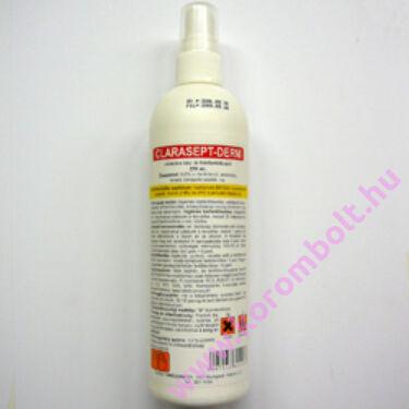Bőrfertőtlenítő folyadék -Clarasept-Derm pumpás 250ml