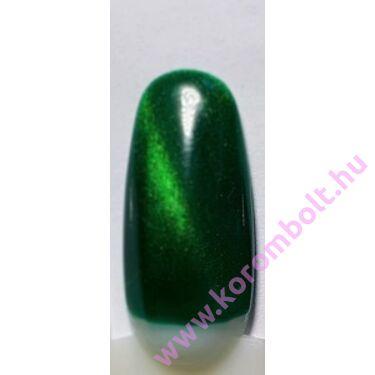 MBSN MAGIC Tiger Eye Green gél lakk - zöld színű 5ml