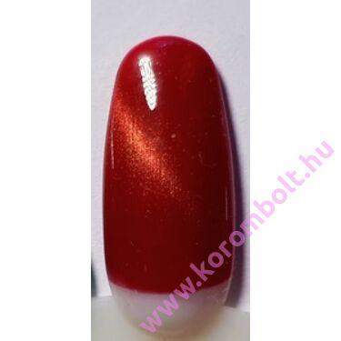 MBSN MAGIC Tiger Eye Red gél lakk - piros színű 5ml