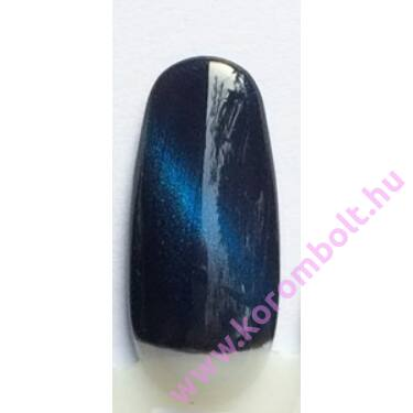 MBSN Tiger Eye Covering Blue gél lakk - kék színű 5ml